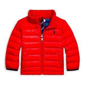 Baby Ralph Lauren Puffer Jacket 🧥